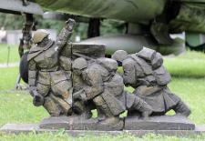 Muzeum Wojska Polskiego, dt. Das polnische Militärmuseum in Warschau. Foto: Lukas Plewnis, aufgenommen am 6. August 2014. Quelle: flickr (CC BY-SA 2.0.)