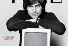 Steve Jobs Time Magazin Cover