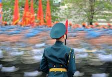 Militärparade in Moskau am 9. Mai 2012 aus Anlass des 67. Jahrestags des Sieges im Großen Vaterländischen Krieg (9.5.2012) © Presidential Press and Information Office