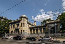 Gebäudeteil des Staatlichen Museums für Politische Geschichte Russlands, Villa der Mathilde Kschessinskaya