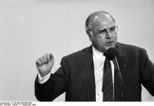 Helmut Kohl auf dem 37. Parteitag der CDU