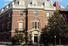 Das Deutsche Historische Institut in Washington (DHI) -- Washingtons Second Blair House in der New Hampshire Avenue NW