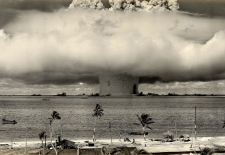 Atombombentest Baker der Operation Crossroads, 1946