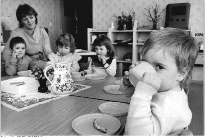 Kinderkrippe DDR