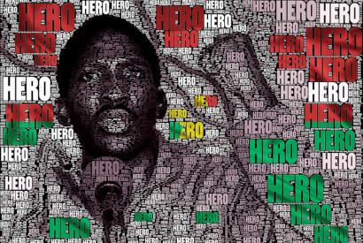 © Cribb10 | flickr CC BY-NC-SA 2.0. Titel: Thomas Sankara, Collage