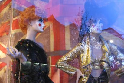Vivienne Westwood Windows