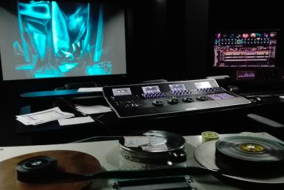 Labor zur digitale Lichtbestimmung und Farbgebung