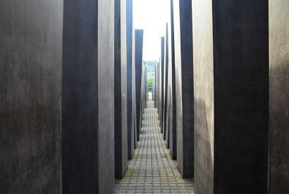 Denkmal für die Ermordeten Juden Europas, Berlin Mitte