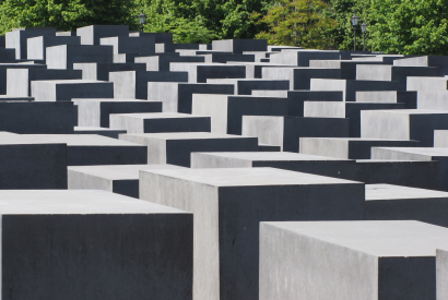 Holocaust-Mahnmal in Berlin
