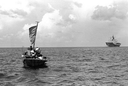 Vietnamesische Flüchtlinge, 1984