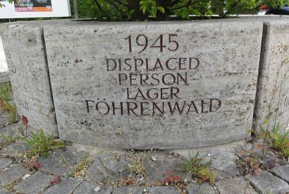 Denkmal Föhrenwald