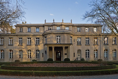 Die Villa Am Großen Wannsee