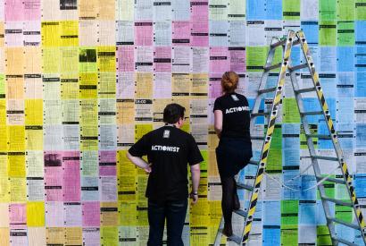 Twitterwall re.publica 2012