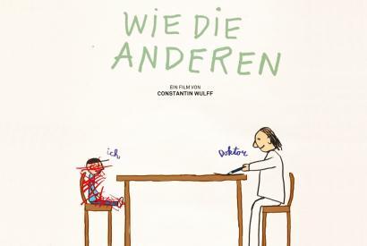 Filmplakat: Wie die anderen, Österreich 2015