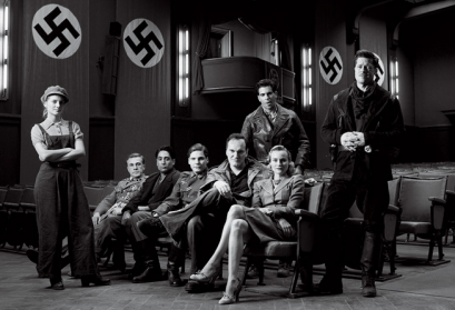 Inglorious Basterds Cast