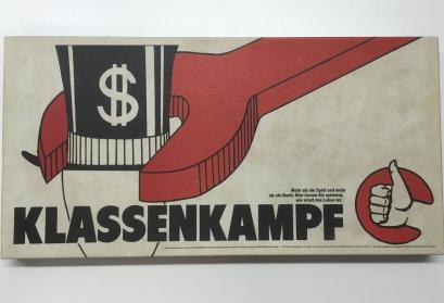 """Brettspiel """"Klassenkampf"""""""